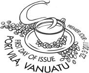 Vanuatu Post Tanna Coffe First Date