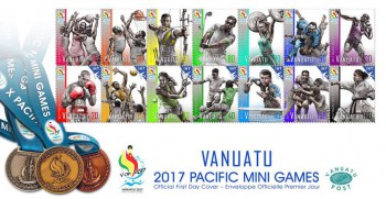 2017 Pacific Mini Games