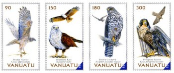 Magnificent Birds Of Vanuatu